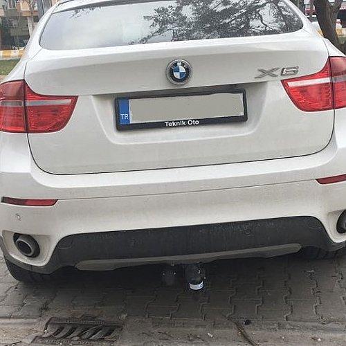 BMW X6 Çeki Demiri